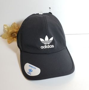 NWT, Adidas Original Women's Black Trios Hat